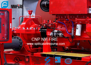 China 750GPM@200PSI Diesel Engine Driven Fire Water Pump NFPA20 Standard supplier