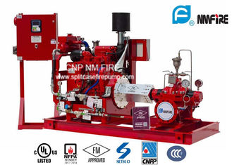 China 2000GPM@175PSI Diesel Engine Driven Fire Pump 1800RPM NFPA20 Standard supplier