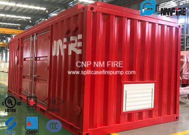China UL Certification Fire Water Pump Package , Diesel Fire Pump Set Easy To Install supplier