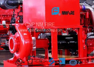 China 300GPM@110PSI Centrifugal Fire Pump 254 Feet With 42.5KW Max Shaft Power supplier