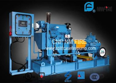 China NFPA20 Standard Emergency Fire Pump For Water Supply Firefighting Application supplier