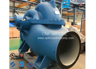 China High Pressure Fire Fighting Pumps , Centrifugal Fire Pump Ductile Cast Iron Casing supplier