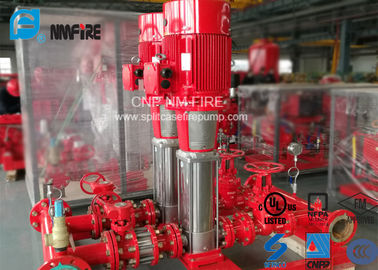 China Pressure Maintenance Sprinkler Jockey Pump 9 M³/H With 100-220PSI Head supplier