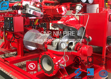 China High Precision Centrifugal Fire Pump 358 Feet With 237.7kw Max Shaft Power supplier