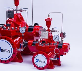 China Multi Functional Diesel Engine Driven Fire Pump For Large Scale Commercial Complex supplier