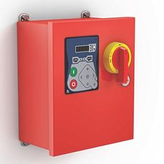 China UL FM Fire Pump Controller Worked for Jockey Pump for Fire Fighting Use supplier