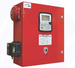 China NFPA 70 STANDARD TORNATECH Diesel Engine Fire Pump Controller  GFD 24-220 supplier