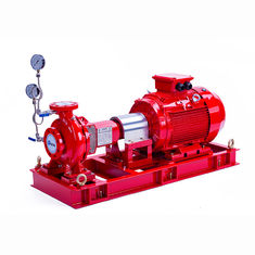 China Firefighting System Diesel Engine Driven Fire Pump For Water Use 400GPM @ 130PSI supplier