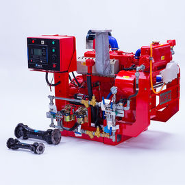 China UL FM Approved Fire Pump Diesel Engine 352KW With 1900-3000rpm Speed supplier