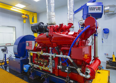 China 94KW Energy Efficient Fire Pump Diesel Engine For Fire Fighting System supplier