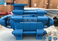 China Ductile Cast Iron Emergency Fire Pump With Electric Motor Driven Energy Saving factory