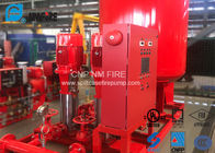 China Stainless Steel Fire Jockey Pump 50 Gpm With Electric / Diesel Engine factory