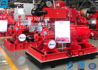 China Fire Fighting Centrifugal Fire Pump 750 GPM@195PSI For Oil Repositories factory