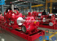 China High Precision Centrifugal Fire Pump 1000GPM /145PSI For Storage Warehouses factory