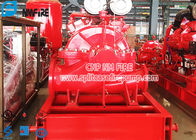 UL Listed 500 Gpm Fire Pump Set , Single Stage Double Suction Centrifugal Pump