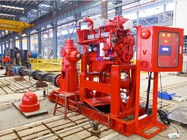 High Precision Vertical Turbine Fire Pump 2500 Usgpm For Supermarkets / Office Buildings