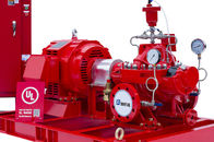 NFPA20 Package End Suction Fire Fighting Pump System 141~102 PSI