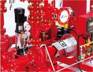 Fire Fighting End Suction Fire Pump , Diesel Engine Fire Pump 500 Gpm@111psi centrifugal end suction pump ul listed fire