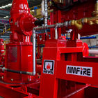 Diesel Fire Power Engine Water Cold Cooling With 1900-3000rpm Speed