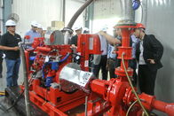 China Professional Fire Pump Diesel Engine 125KW Power For Fire Fighting System factory
