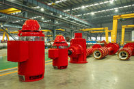 Offshore Platform Use Nfpa 20 Diesel Fire Fighting Pumps Capacity To 5500 Usgpm