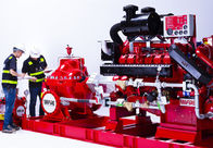 China Demaas  Fire Diesel Engine Used In Fire Water Pump Set , Highly Effective company