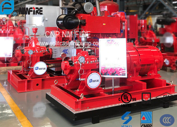 fire fighting centrifugal fire pump 750 gpm 195psi for oil. Black Bedroom Furniture Sets. Home Design Ideas