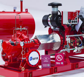 China Holland Original DeMaas Diesel Engine For Fire Fighting Pump , FM Approved distributor