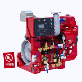 China Stable UL Listed 85HP Fire Pump Diesel Engine With Small Housepower distributor